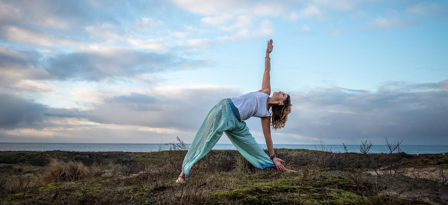 Yogabeach Yoga lessen