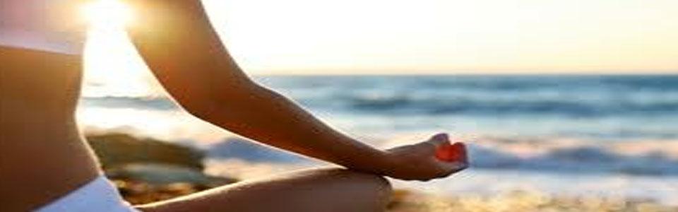 strand meditatie